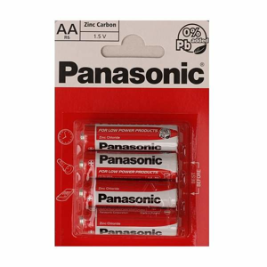 Baterie Panasonic AA Zinc-car