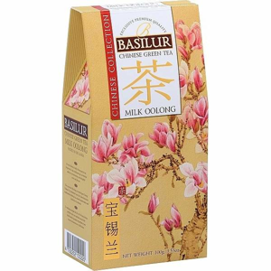 Čaj Basilur Chinese Milk Oolong 100g
