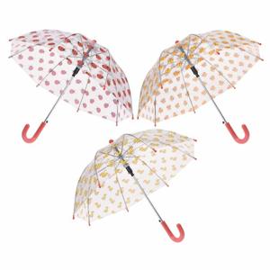 Dětský deštník se zvířecím potiskem mix