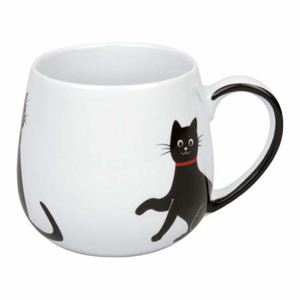 Hrnek MY LOVELY CATS porcelán 420ml