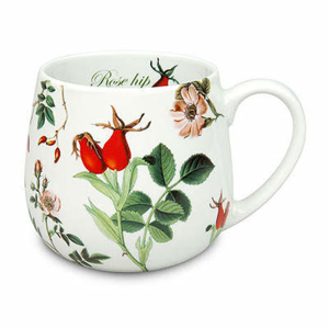 Hrnek ROSE HIP porcelán 420ml