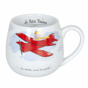 Hrnek THE LITTLE PRINCE PLAIN porcelán 420ml