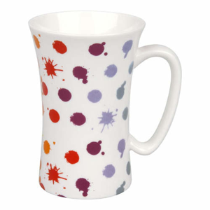 Hrnek VIVA DOTS porcelán 565ml