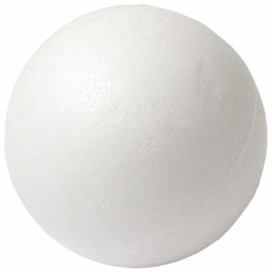 Koule polystyren 8cm