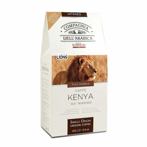 "Mletá káva Single Kenya ""AA"" Washed 125g"