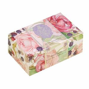 Mýdlo La Florentina Wild Rose 300g