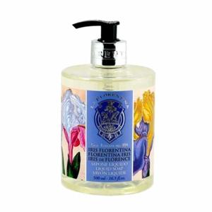 Mýdlo pumpička La Florentina Iris Florentina 500ml