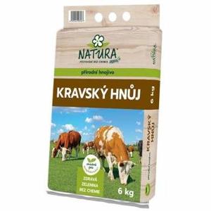NATURA hnůj kravský 6kg