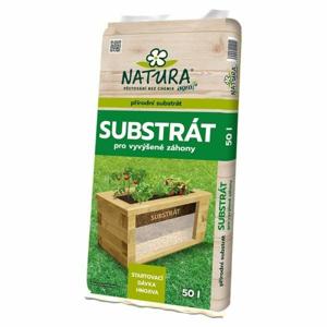 NATURA Substrát pro vyvýšené záhony 50l