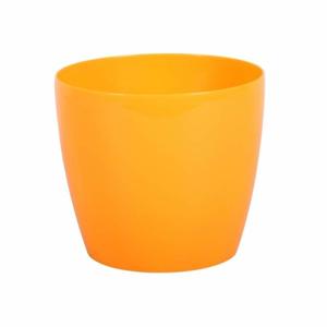Obal MAGNOLIA plast 13cm oranžová
