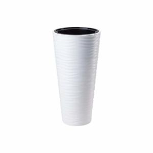 Obal SAHARA SLIM plast bílá 30cm