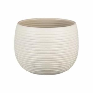 Obal Scheurich CREAM STONE 744 keramika 21cm