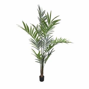 Palma Areka hrnková umělá zelená 210cm