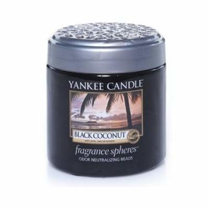 Perly YANKEE CANDLE Fragrance Spheres Black Coconut