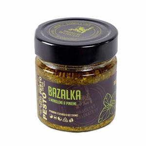 Pesto bazalkové 170g Hradecké delikatesy