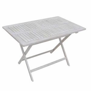 Stůl hranatý skládací SOFIA dřevo