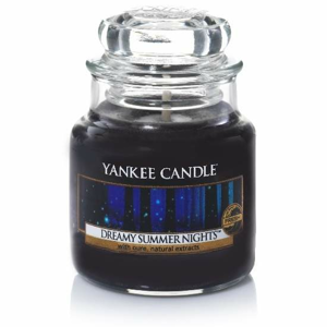 Svíčka YANKEE CANDLE 104g Dreamy Summer Nights