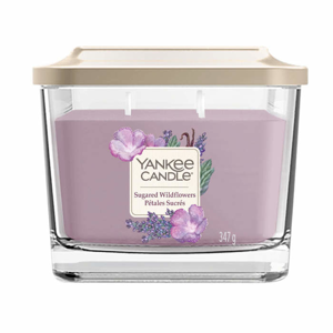 Svíčka YANKEE CANDLE Elevation 347g Sugared Wildflowers