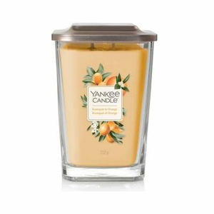 Svíčka YANKEE CANDLE Elevation 552g Kumquat & Orange