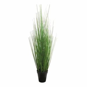 Tráva Panicum hrnková umělá zelená 63cm