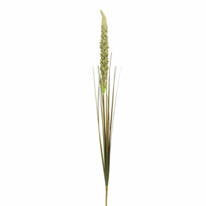 Tráva QUINOA řezaná umělá krémová 100cm