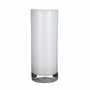 Váza válec ESTELLE sklo 31cm