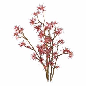 Větev MILIANA umělá růžová 54cm