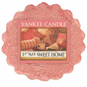 Vosk YANKEE CANDLE 22g Home sweet home