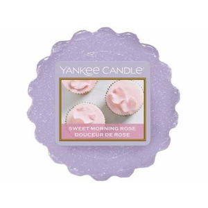 Vosk YANKEE CANDLE 22g Sweet Morning Rose