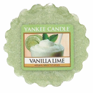 Vosk YANKEE CANDLE 22g Vanilla Lime