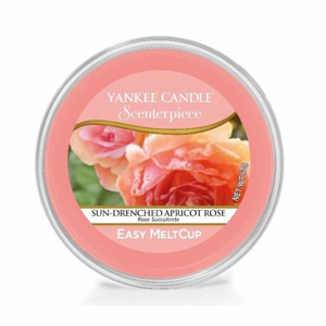 Vosk YANKEE CANDLE Scenterpiece Sun-Drenched Apricot Rose